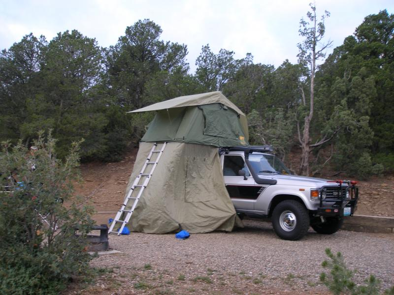 2008 Colorado Trip 038.jpg & Best Rooftop tent option? | IH8MUD Forum