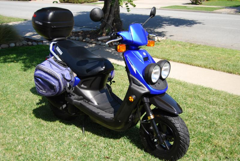 For Sale - 2008 Yamaha Zuma 50cc Sport scooter!Excellent ...