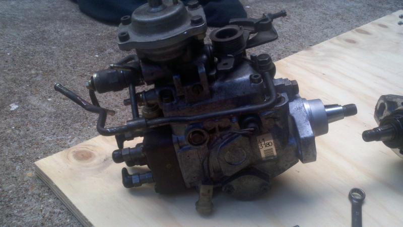 1KZ-T   No longer TE (Mitsu 4m40 pump swap) | IH8MUD Forum