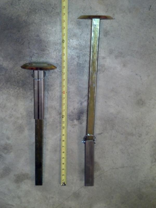 Stabilizer jacks, Homemade | IH8MUD Forum