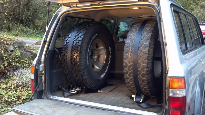 anyone using the Slee stripper pole tire mount? | Page 3 | IH8MUD Forum
