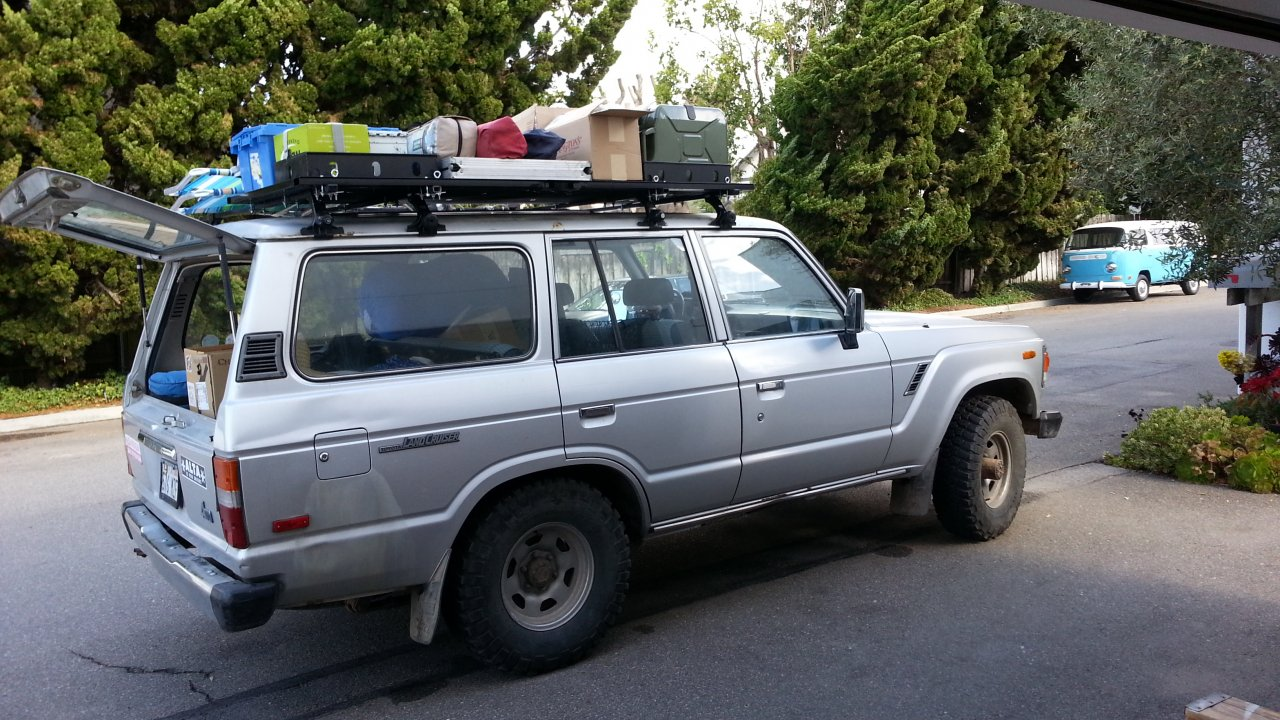 Budget Roof Rack Input Requested Ih8mud Forum