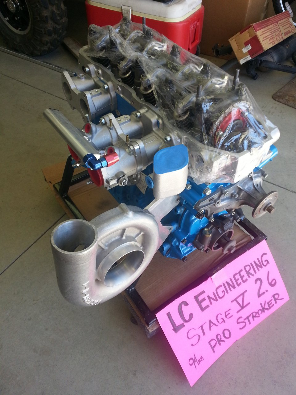 For Sale - LC Engineering 2 6 Stage 5 Pro Stroker | IH8MUD Forum
