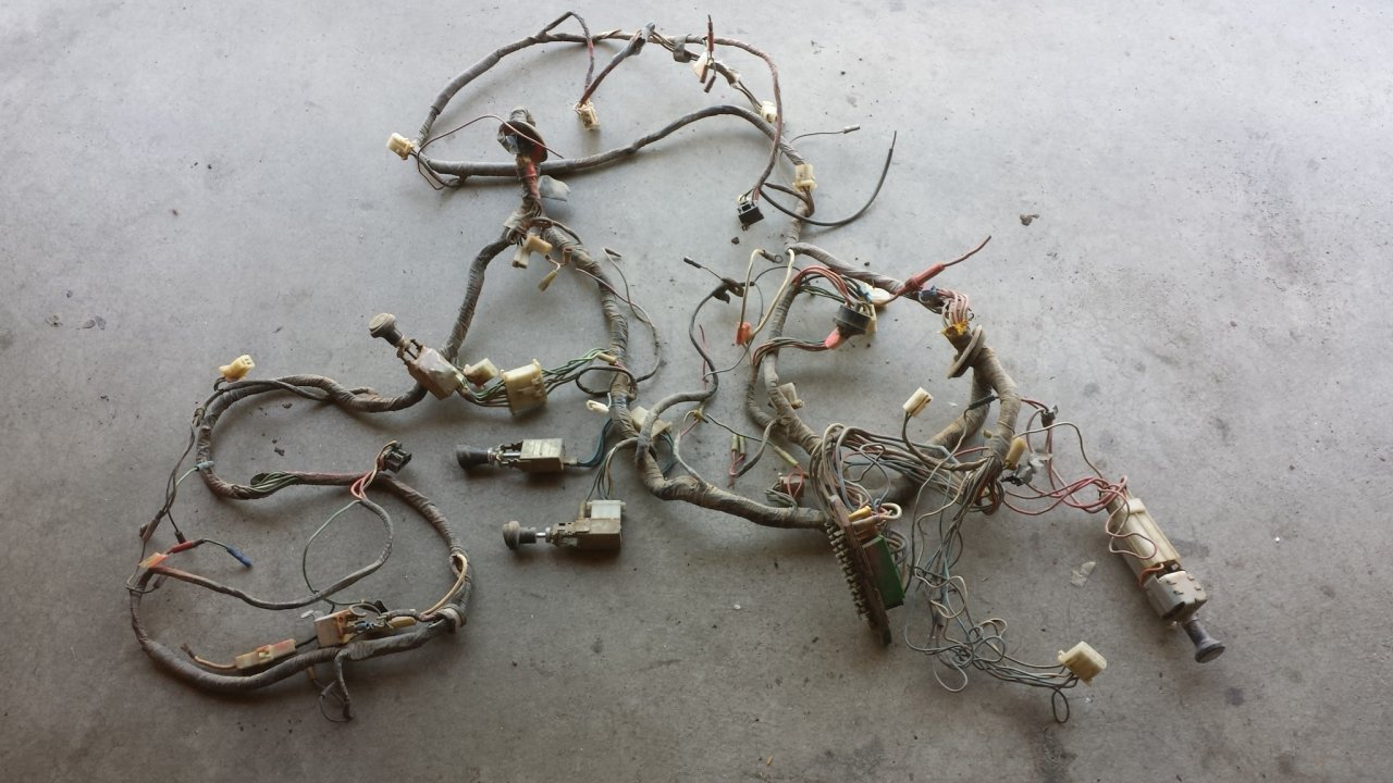 For Sale Co 74 Fj40 Wire Harness And Switches Ih8mud Forum Wiring 20140411 154702