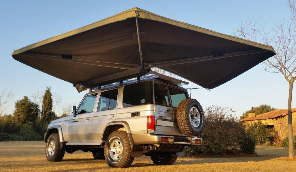 View attachment 1225031 & Ostrich Wing Awning - Any Experience? | IH8MUD Forum