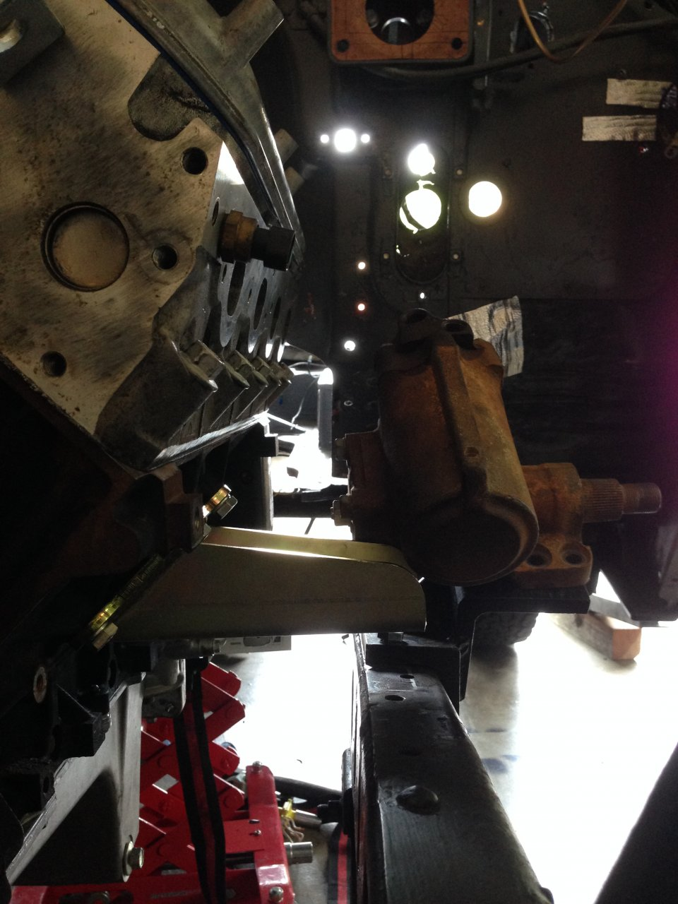 Need header suggestions for LSx FJ40 project | IH8MUD Forum