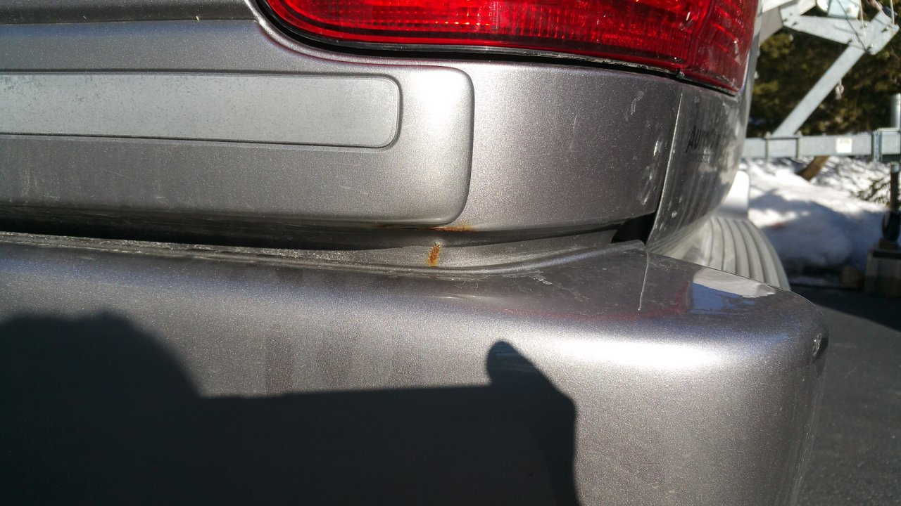 Rust repair rear quarter panel  | IH8MUD Forum