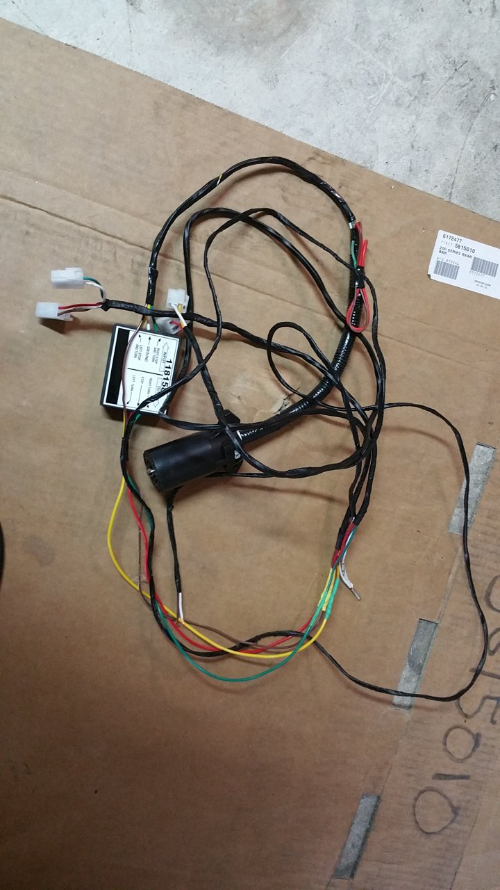7 Pin Trailer Plug Wiring Colors