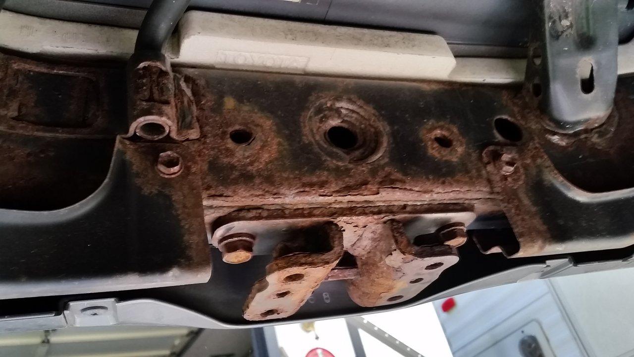 Lexus Baton Rouge >> Rust concern on a 2007 GX470?   IH8MUD Forum