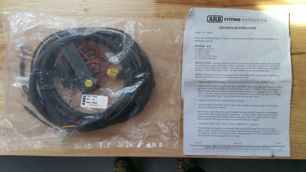 For Sale Arb Ipf Headlight Harness Ih8mud Forum Wiring 20150803 155557
