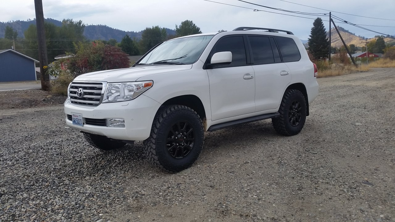 Trd Pro Tundra >> Nitro Gear / Justdifferentials, Project 200 Series Land Cruiser | Page 2 | IH8MUD Forum