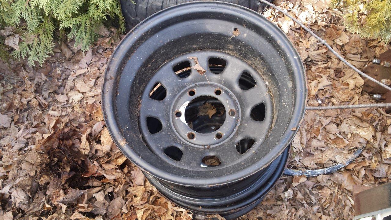 For Sale Wheels 5 Lug 100 Series 16s 5 Lug Tundra 18