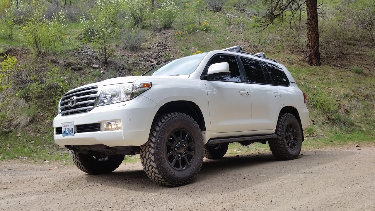 Old Toyota Land Cruiser >> Builds - Nitro Gear / Justdifferentials, Project 200 ...