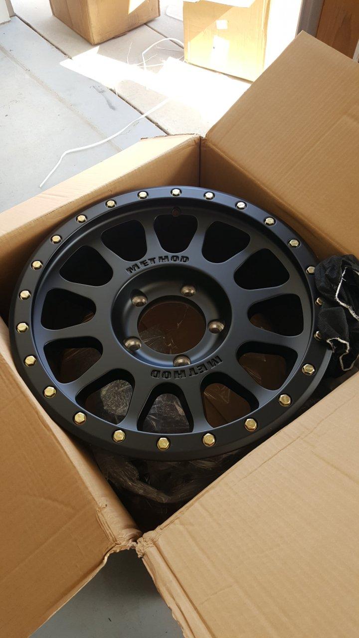 Falken Wildpeak At >> Builds - Wildyoats' 200 build - OME, Method Racing wheels, 305/65 18 Falken Wildpeak AT3W   Page ...