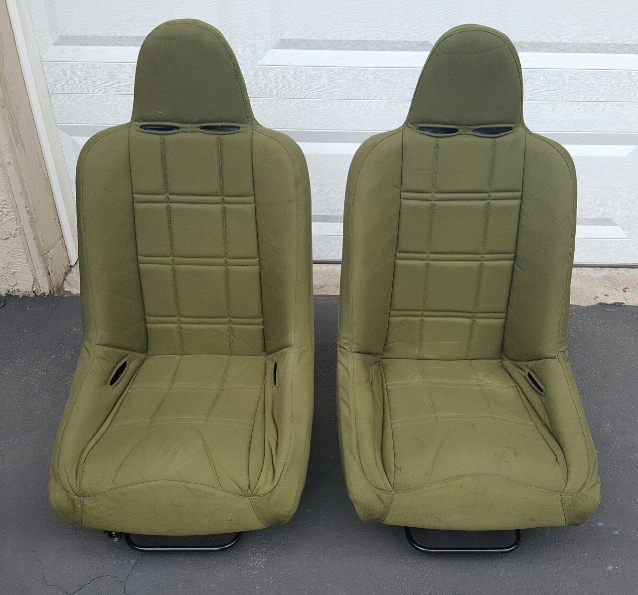 For Sale - Mastercraft Military Suspension Seats   IH8MUD Forum