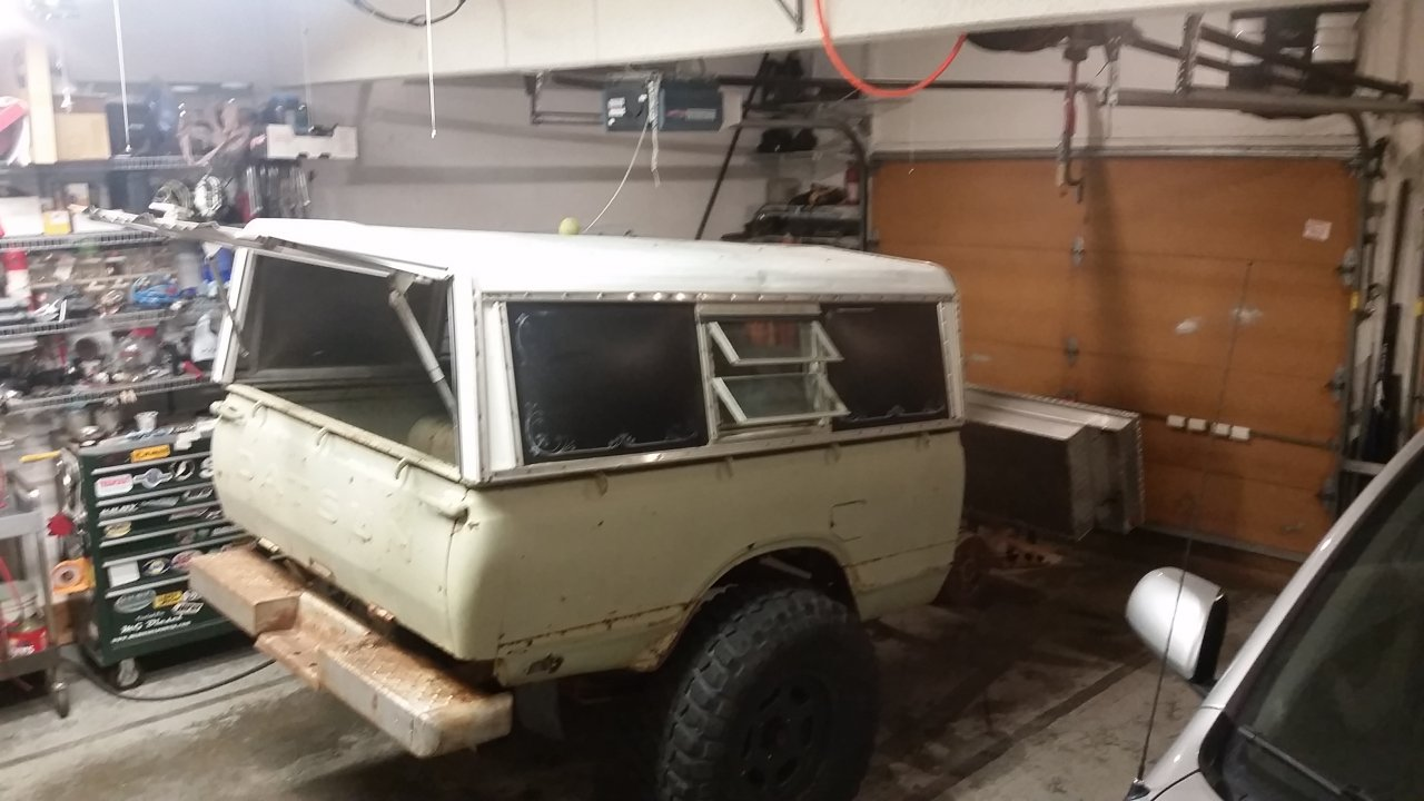 70 S Datsun Pickup Bed Camping Offroad Utility Trailer