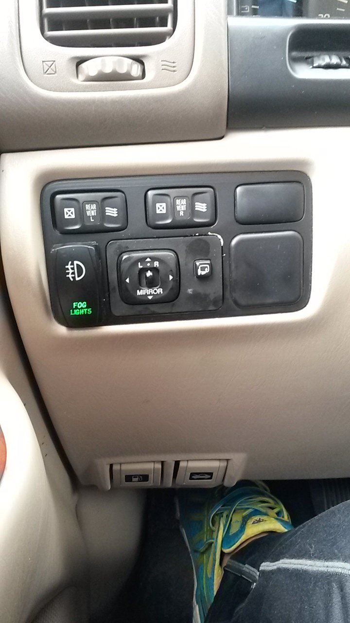 Need Help With Connecting Driving Lights To High