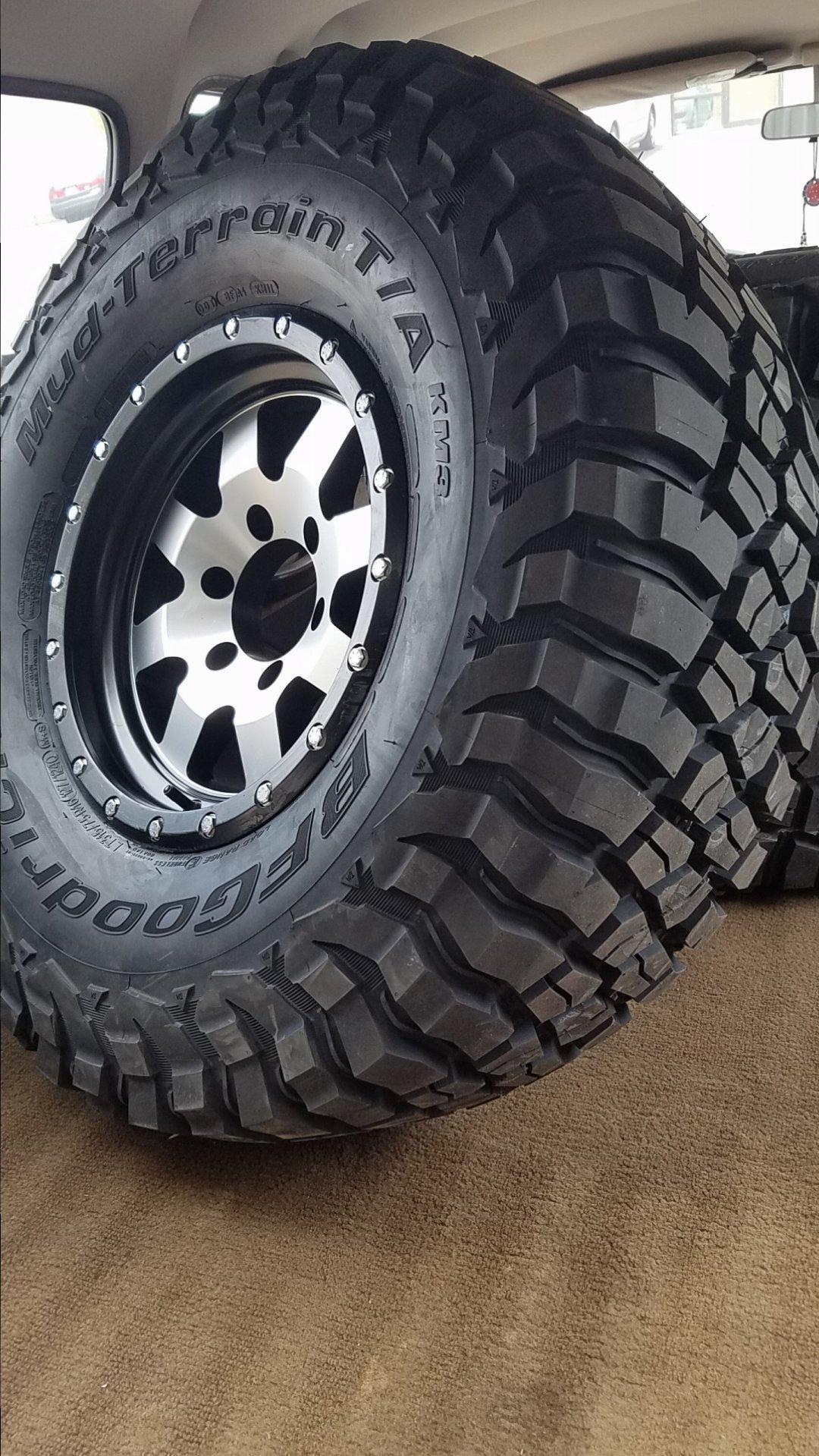 2017 Toyota 4Runner >> New BFG KM3. Thoughts? | Page 4 | IH8MUD Forum