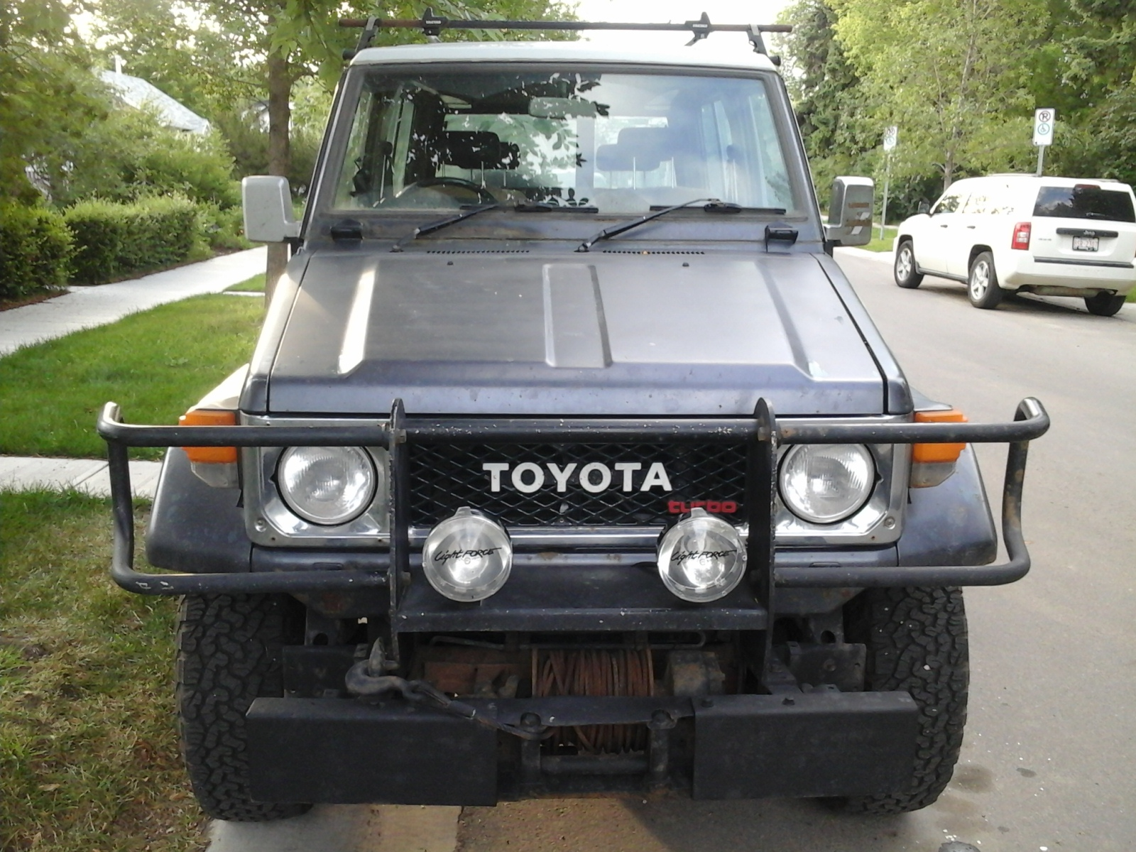 Toyota Suv Kijiji Edmonton: For Sale - BJ74 For Sale In Alberta