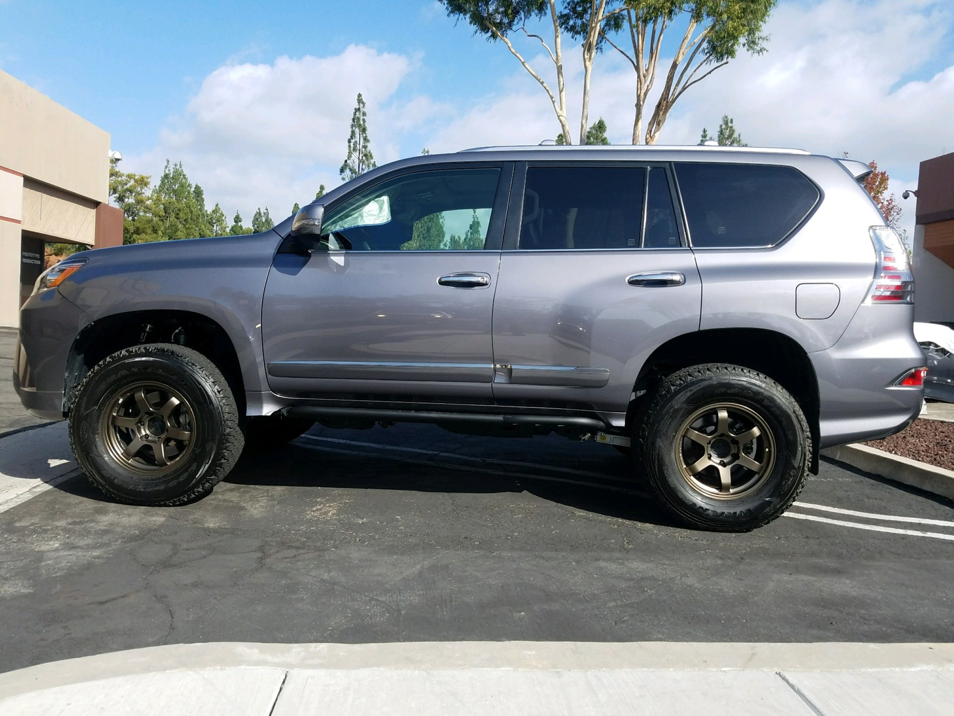 Another lifted GX460 | IH8MUD Forum