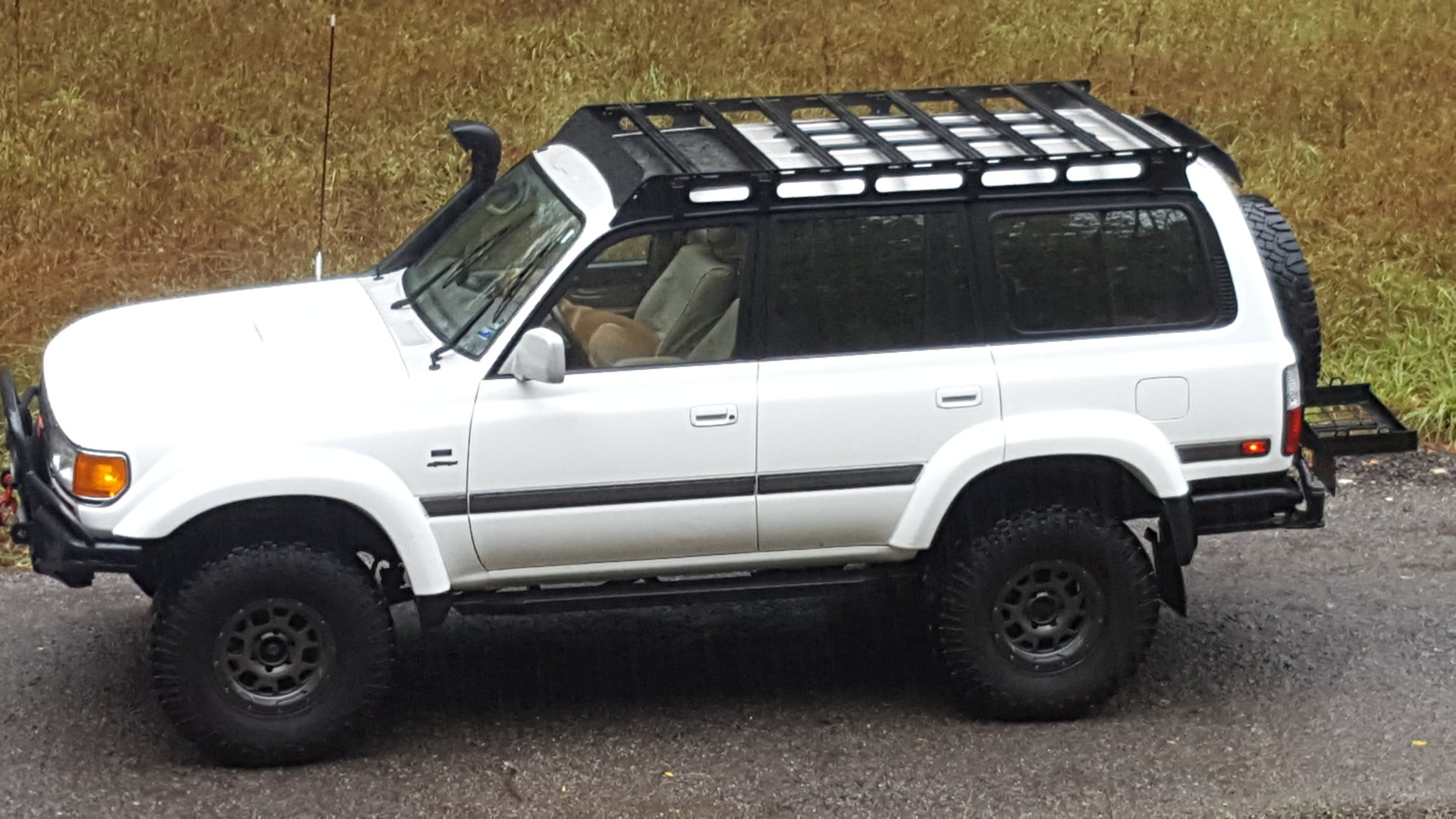 New Vendor Quot Bowfin Cruisers Quot And New 80 Series Roof Rack