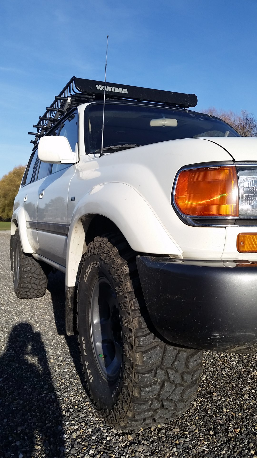 80 Series Newbie Needs Wheels and Tires    | IH8MUD Forum