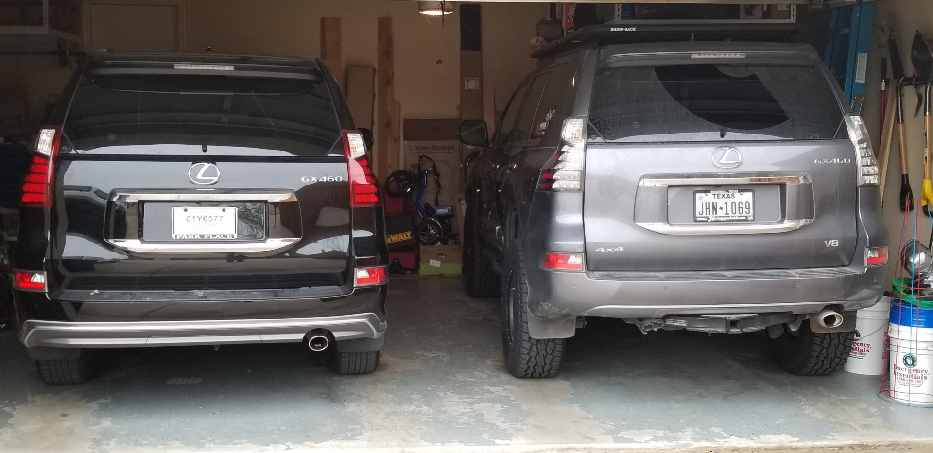 Builds His And Her Gx 460 Builds Ih8mud Forum