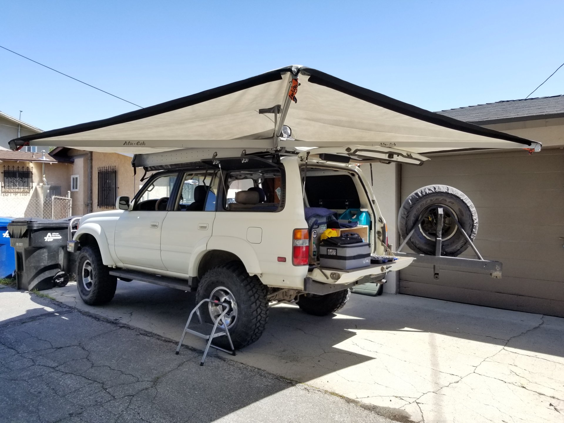 Wanted - Foxwing Awning | IH8MUD Forum