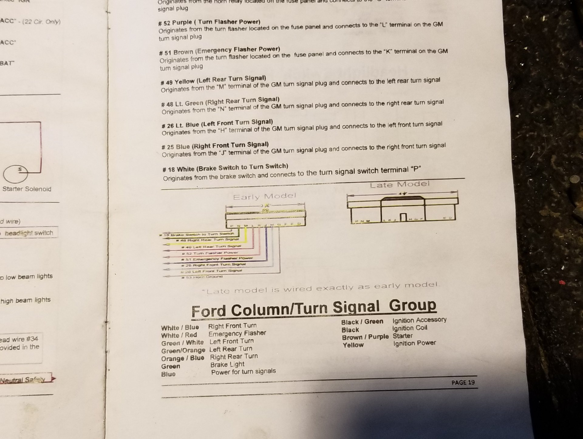 Gm Factory Wiring Diagram Flashers