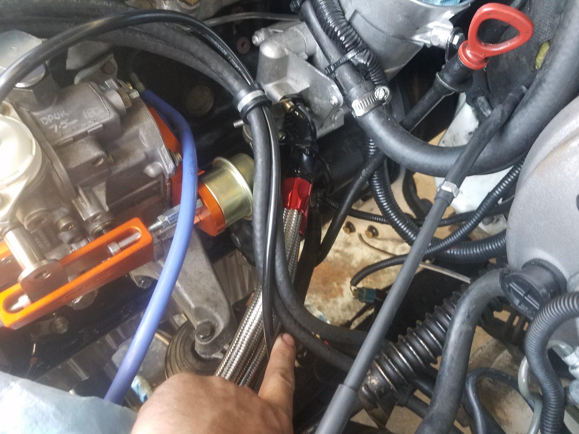 Om606 Hybrid Turbo