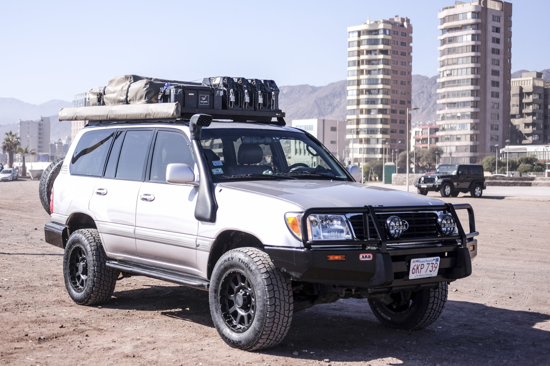 For Sale - 1999 Toyota Land Cruiser For Sale - Fully ...