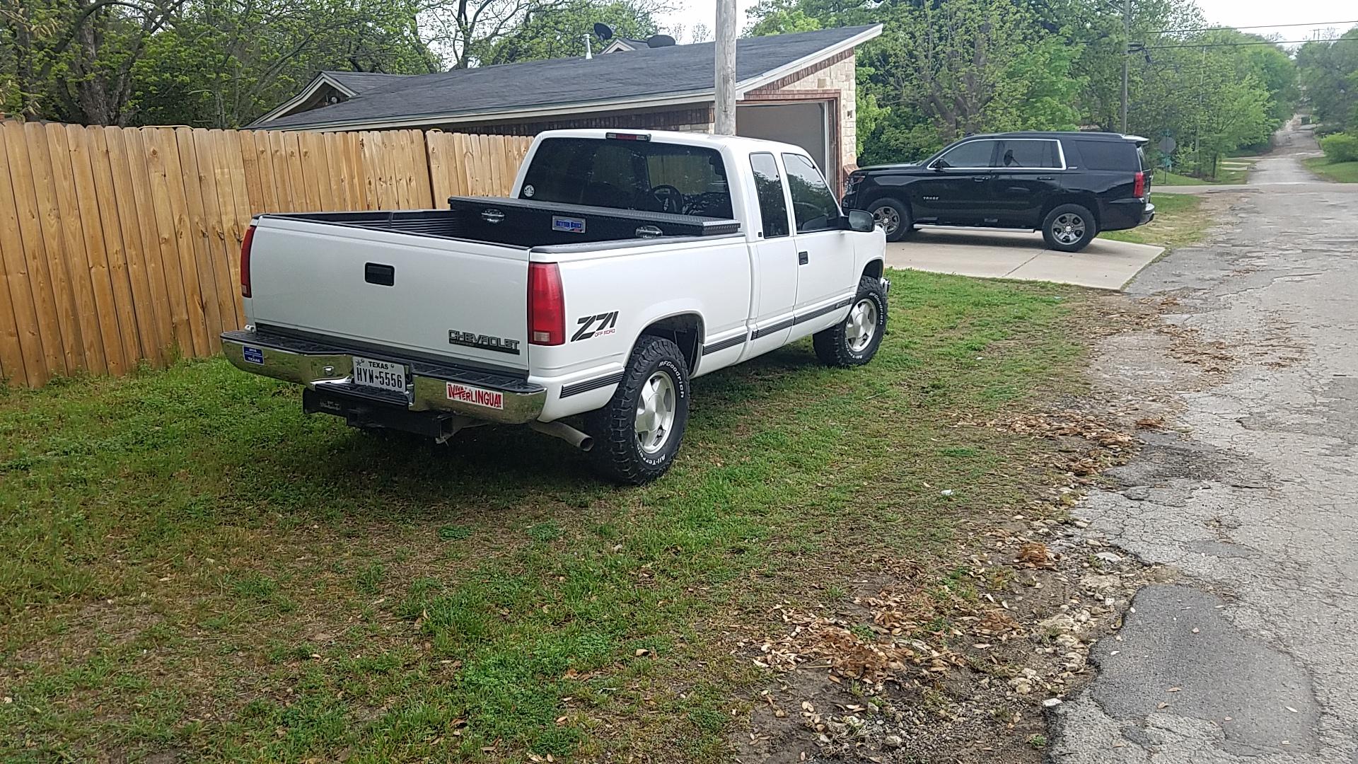 For Sale - TX: Chevrolet, K1500, Z71 | IH8MUD Forum