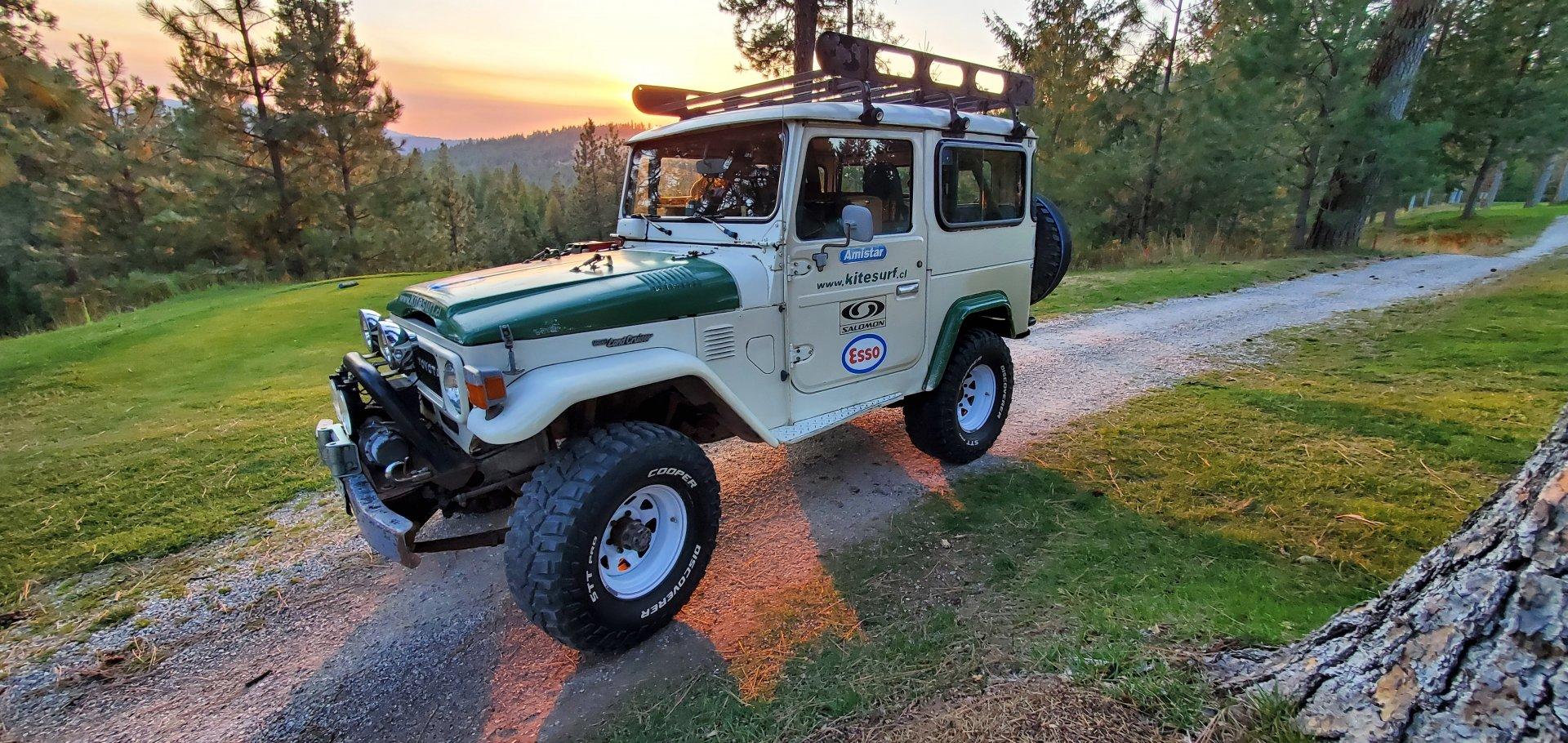 1982 FJ40 for sale near Spokane Washington https://spokane ...