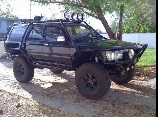 Body Attached Roll Protection Ih8mud Forum
