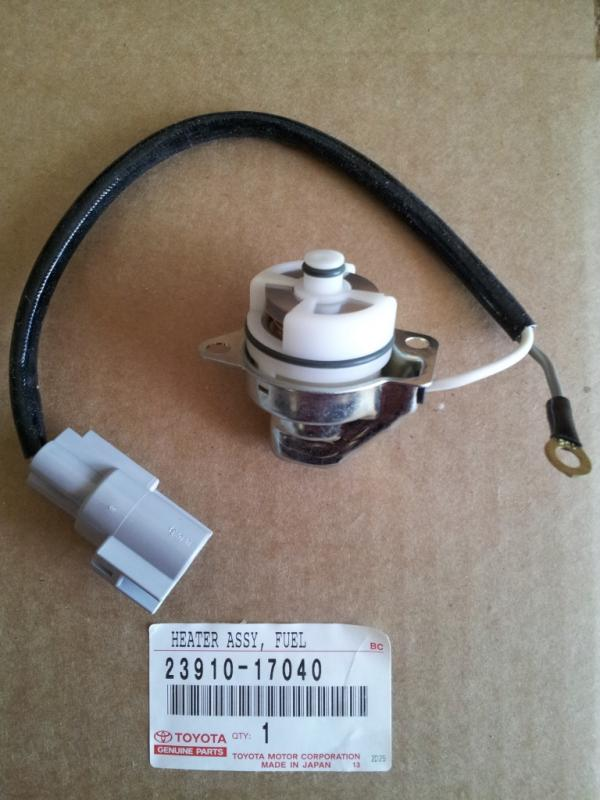 For Sale - 80/81 Series Brand New OEM FUEL FILTER CAP and ...