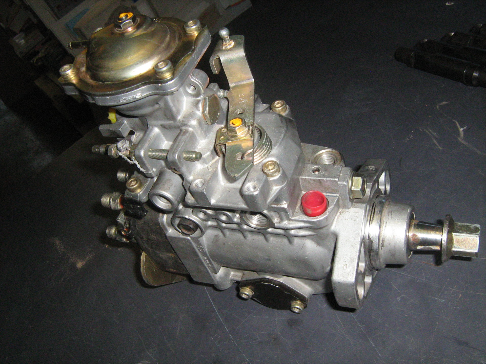 For Sale - **** SOLD **** Diesel Injection Pump for 1HDT