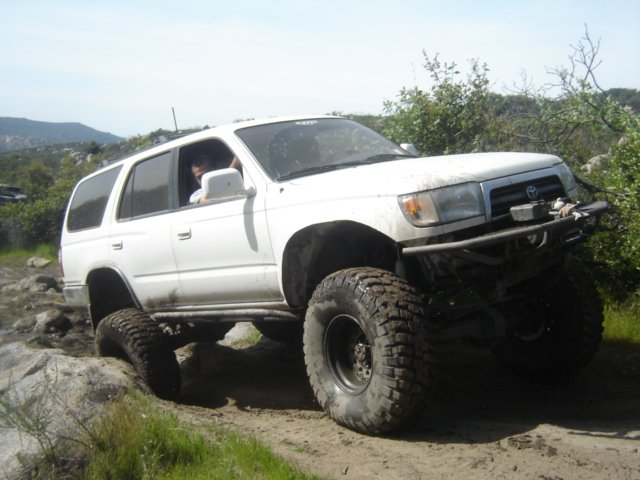 For Sale - fs or trade 1997 toyota 4runner solid axle | IH8MUD Forum