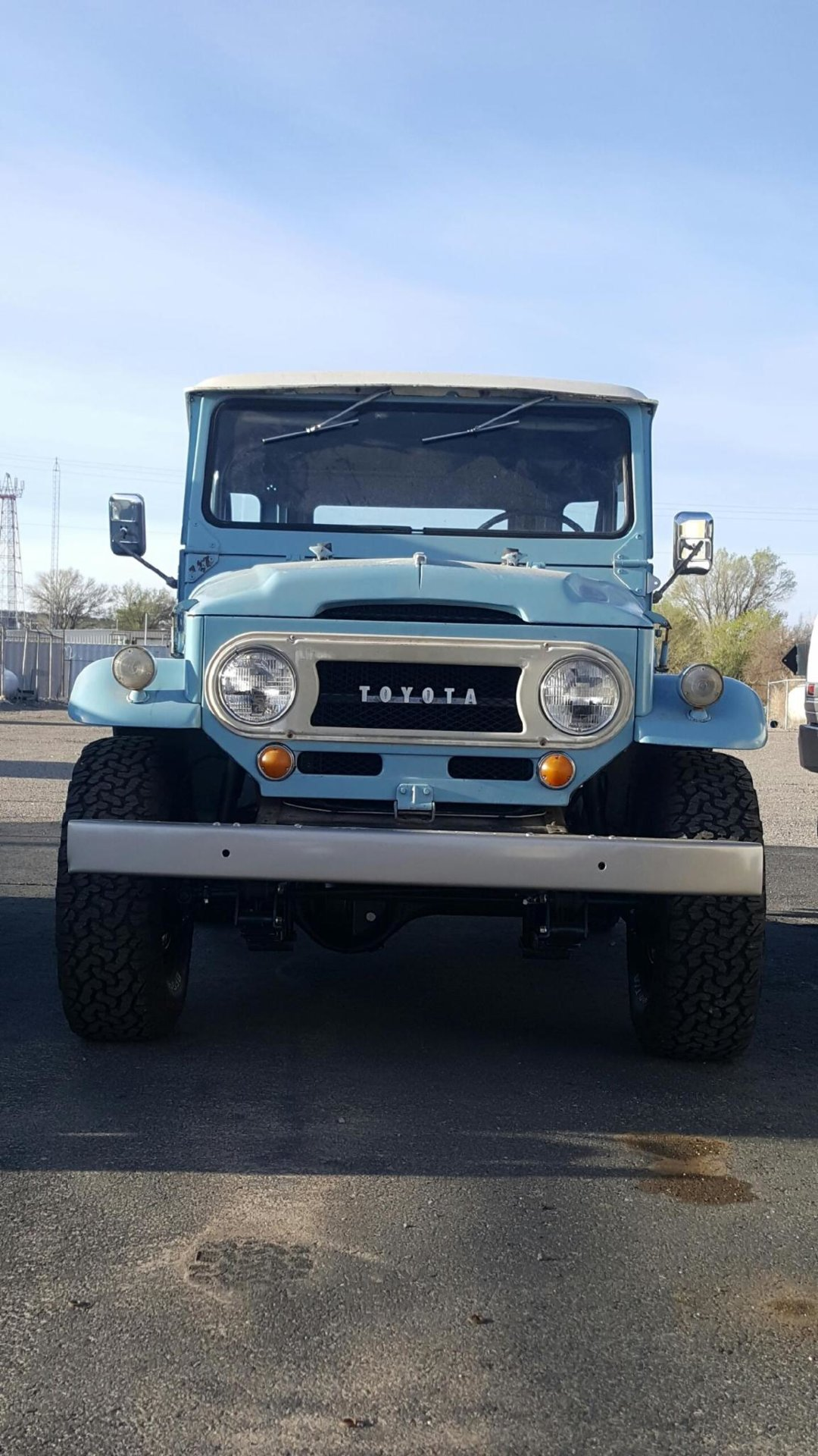 Where To Find Clear Fj40 Turn Signal Lenses