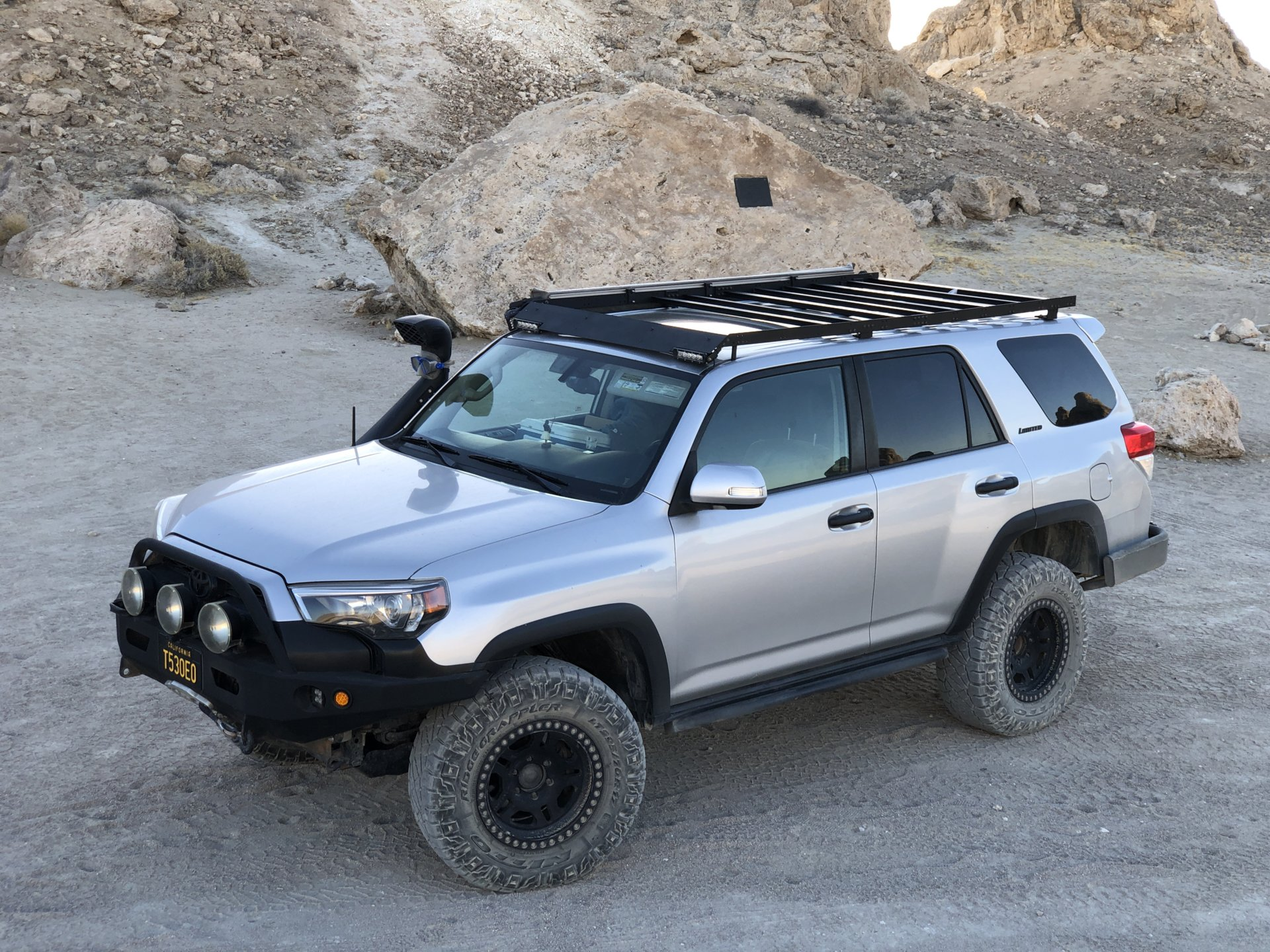I Built My Roof Rack For 300 After Scoffing At The Cost Of Prinsu Sso Here S The How To Ih8mud Forum