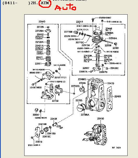 Diaphragm pump diagram