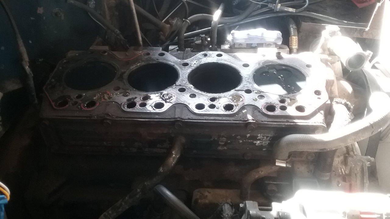 B engine rebuild 1979 BJ40 | IH8MUD Forum