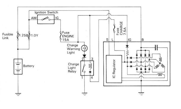alternator charge light wiring diagram with Page 2 on Discussion C13911 ds652668 moreover 4dkce Volkswagen Jetta Gls Alternator Not Chargeing as well Page 2 besides 12v Car Battery Charger together with Volvo Electrical System Wiring Diagram.
