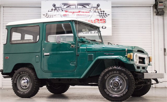 For Sale 1975 Toyota Land Cruiser Fj40 Restored Ih8mud