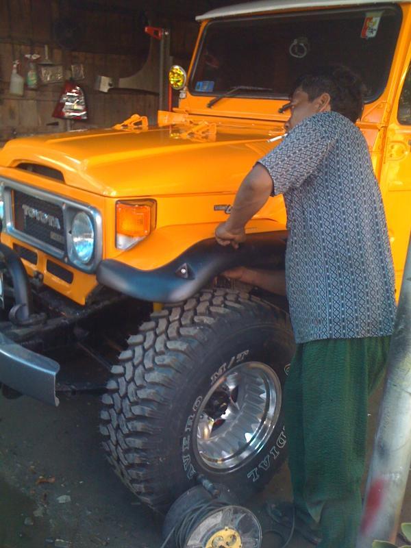 Toyota Bj 40 >> hj45 fj40 bj40 bj42 fander flares | IH8MUD Forum