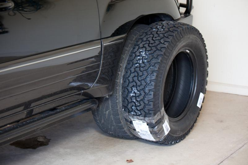 """33 Inch Tire Size >> Impact of 32"""" vs 33"""" in tire? 