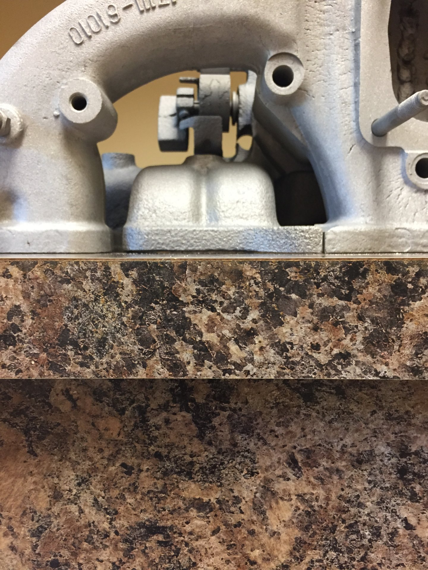 Exhaust manifold crack too large to weld? | IH8MUD Forum