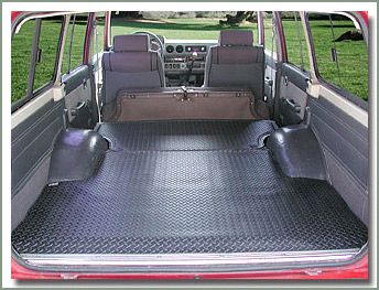 Toyota Land Cruiser Colorado Mats >> What Brand Rubber Floor Mat Are You Using? | IH8MUD Forum