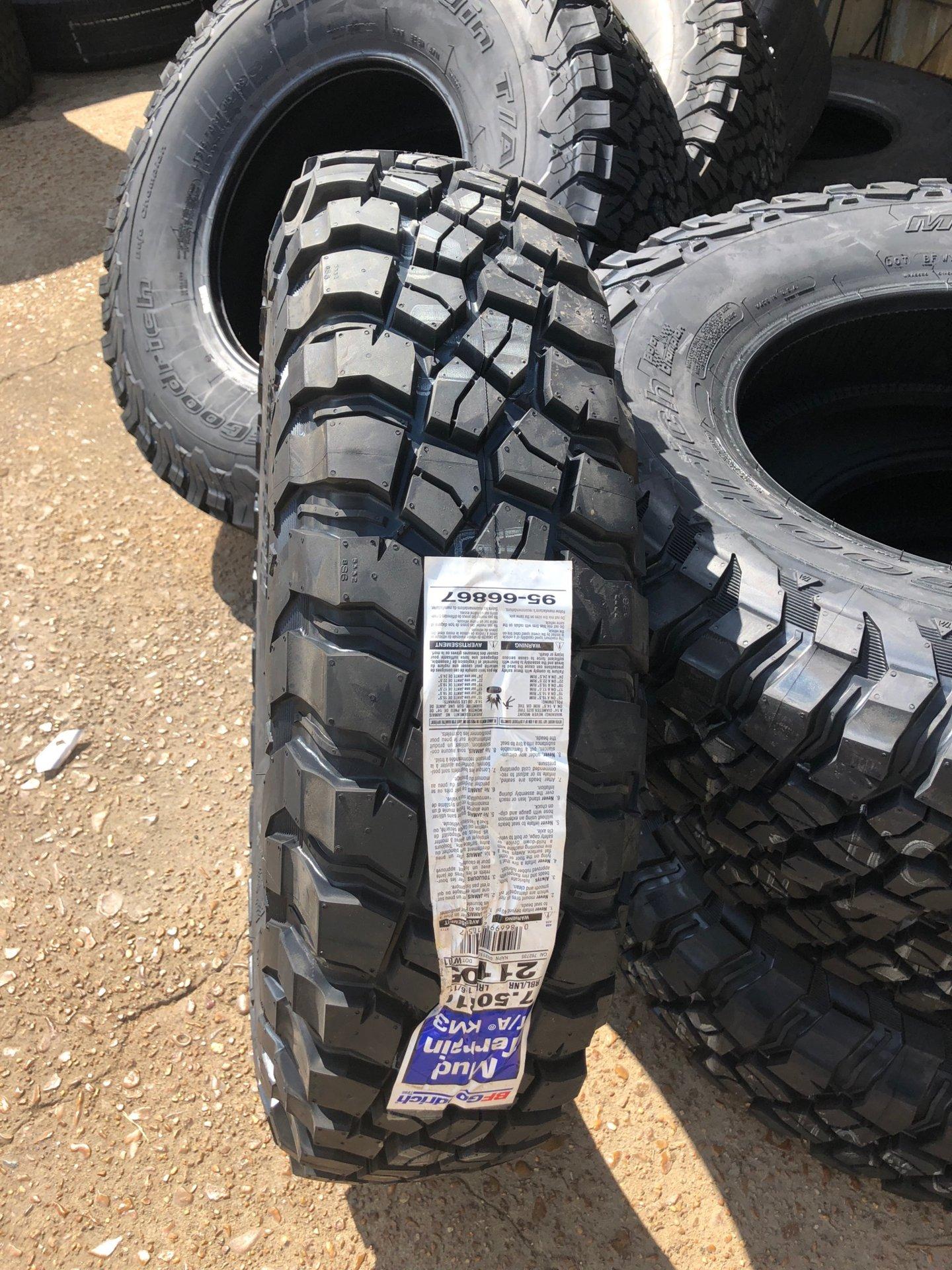 Jeep Mud Tires >> BF GOODRICH KM3   Page 3   IH8MUD Forum