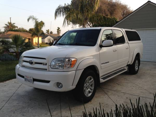 for sale 2006 toyota tundra double cab limited low miles ih8mud forum. Black Bedroom Furniture Sets. Home Design Ideas