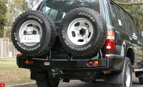 Lake City Toyota >> ARB Rear Bumper | IH8MUD Forum